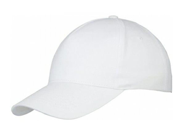 Летняя кепка — бейсболка белая