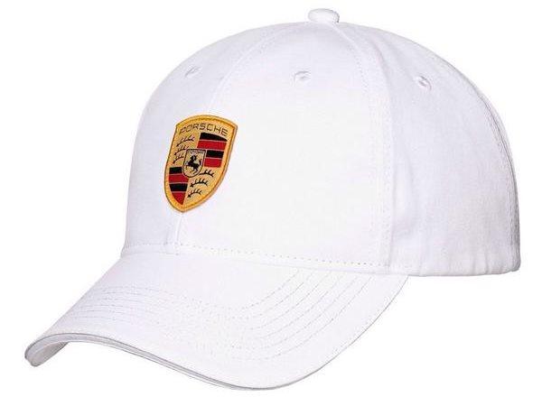 Летняя кепка бейсболка белая с вышивкой
